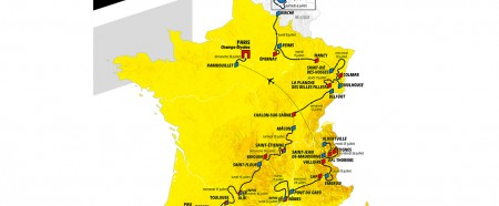 Le parcours officiel du Tour de France 2019