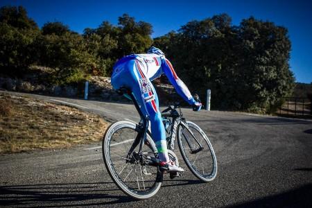 Cycliste Image cyclistes, affûtez-vous pour bien commencer l'année et la saison de