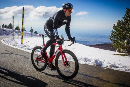 Cycliste Image cyclisme : l'importance de l'entrainement hivernal !