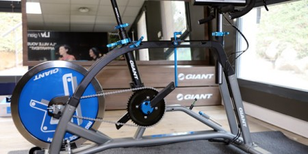 Etude posturale : Giant RRS Right Ride System