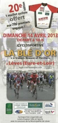 Image de l'évènement Le Blé d'Or 2013
