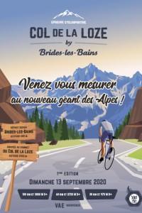 Image de l'évènement Cyclosportive de la Loze by Brides-les-Bains 2020
