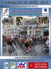 Image de l'évènement La Ronde Castraise 2013