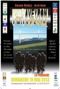 Image de l'évènement L'Octogonale Aveyron 2015