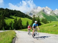 Image de l'évènement Aravis Bike Tour 2014
