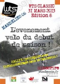 Image de l'évènement La WTS Classic Vélo 2013