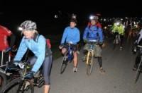 Image de l'évènement Montée cyclo du Noyer en nocturne 2012