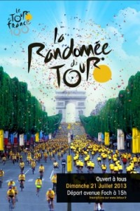 Image de l'évènement La randonnée du Tour 2013