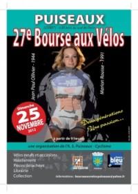Image de l'évènement Bourse aux vélos de Puiseaux 2012