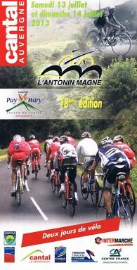 Image de l'évènement L'Antonin Magne 2013