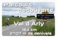 """Image de l'évènement cyclomontagnarde d'Annecy découverte """"Val d'Arly"""" 2018"""