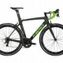 KE-R5 CARBON GREEN FLUO