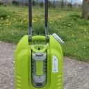 Nettoyeur Haute Pression Aqua2go Pro Lithium Portable 9825