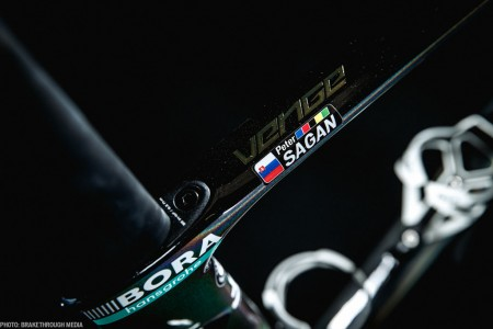 Cadres Specialized Peter Sagan 09