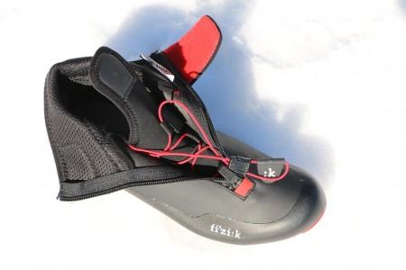Achat parcourir les dernières collections paquet à la mode et attrayant Test chaussures de vélo hiver Fizik Artica R5