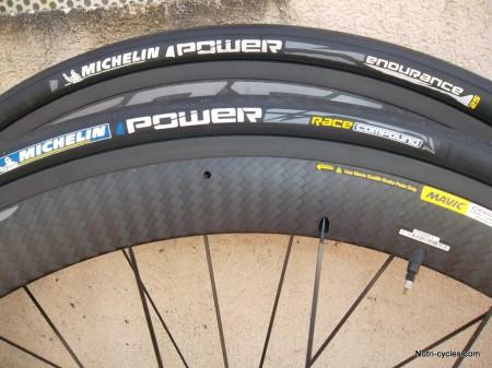 MICHELIN CYCLE PNEUS Puissance toutes saison vélo de route//vélo pneu pneu