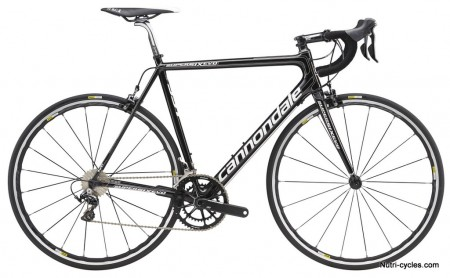 SuperSix EVO Hi-MOD Dura Ace 2 - Jet Black