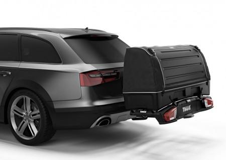 thule backspace xt un coffre sur votre attelage pour embarquer plus. Black Bedroom Furniture Sets. Home Design Ideas