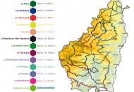 Image du séjour vélo Les 13 parcours permanents sur les routes de l'Ardéchoise