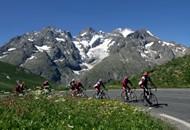 Image du séjour vélo Le col de Vars sur la Route des Grandes Alpes