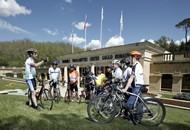 Image du séjour vélo Cure Bike & Spa à Gréoux-les-Bains
