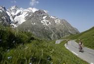Le col du Lautaret: A vélo dans les Hautes Alpes