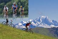 Image du séjour vélo Les Menuires au coeur des 3 Vallées