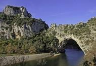 Image du séjour vélo Ruoms à vélo : Plateau du Razal et Pont d'Arc