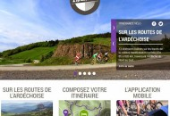 Image du séjour vélo Sur les Routes de l'Ardéchoise ! 13 parcours et 620 kms pour rouler toute l'année!