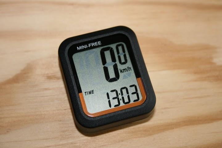 """O-synce Ordinateur de vélo /""""Mini/"""" 2h Free support de guidon compteur de vitesse support"""