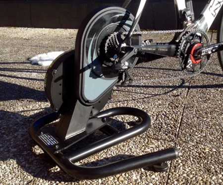 Home Trainer CycleOps Silencer Direct Drive : Du solide !