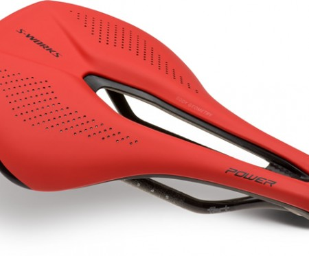 Selle de vélo Specialized Power : Nouvelle forme et conception !