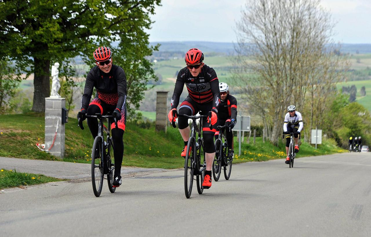 Quelle alimentation pour les sorties de foncier à vélo ?