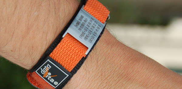 Bracelet Data Vitae