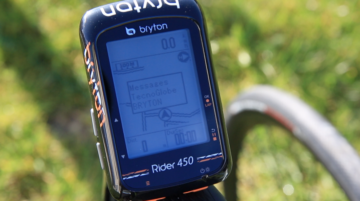GPS vélo Bryton Rider