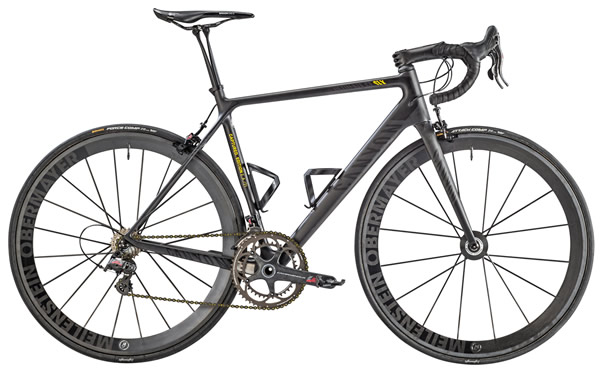 Canyon Ultimate CF SLX Captured