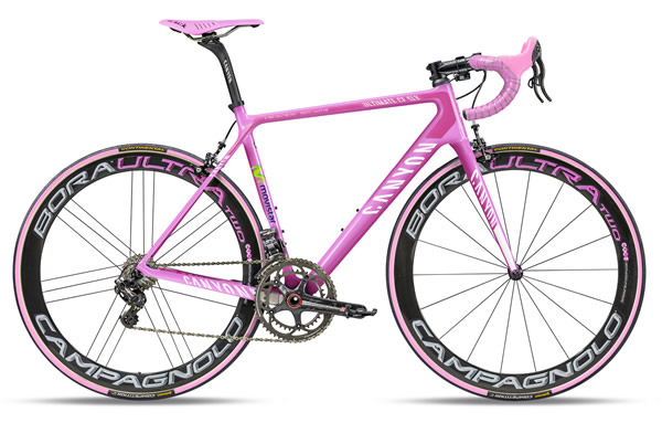 Canyon Ultimate CF SLX Il giro 2014