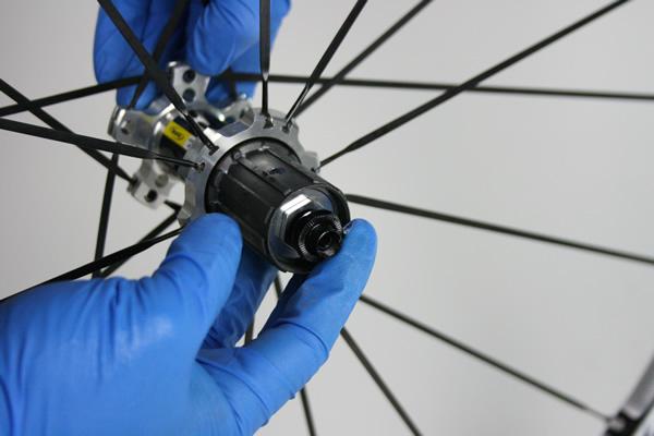 Monter - Démonter corps de roue libre Mavic