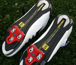 Chaussures Mavic Pro road