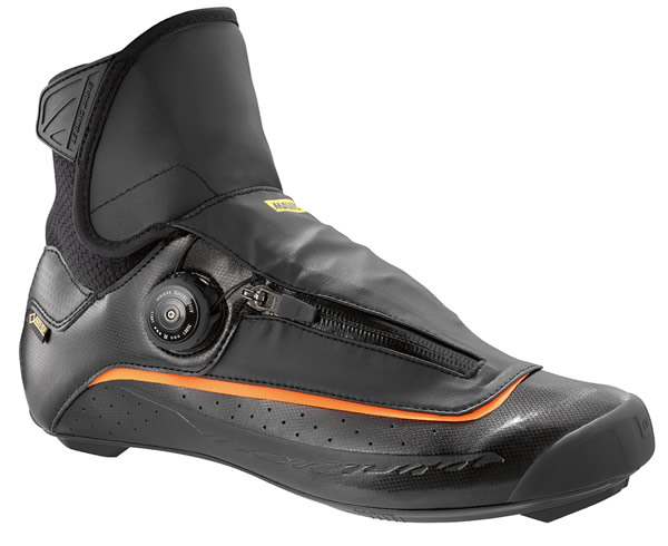 chaussures cyclisme route hiver