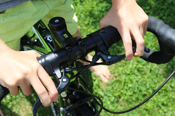 vélo levier de frein vélo de course alu Vélo de course Aero Levier de frein paire de droite /& gauche