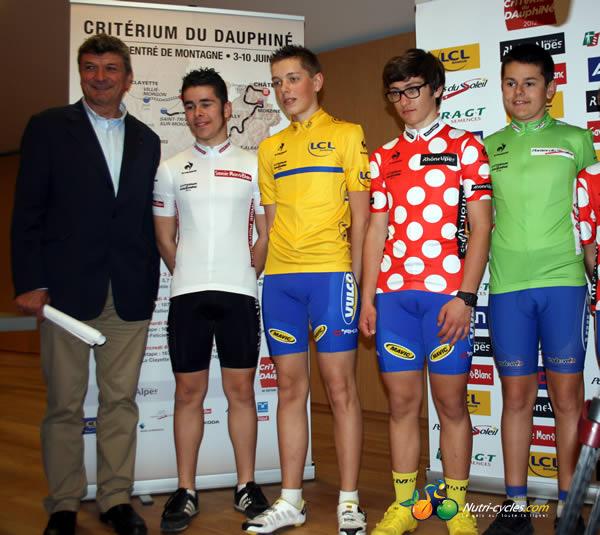 Criterium du Dauphiné Liberé 2012