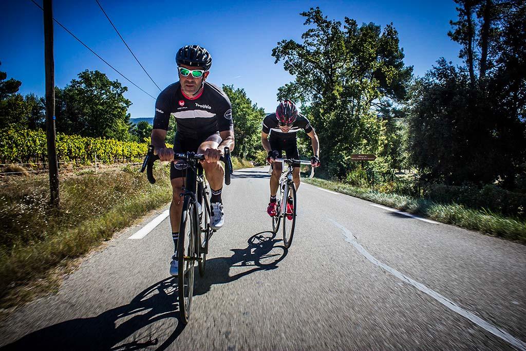 Préparer la saison prochaine de compétition à vélo de route