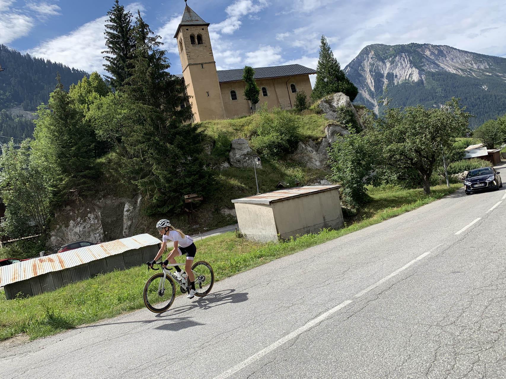 Cyclosportive de la Loze by Brides-les-Bains