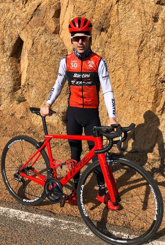 Le confinement pour les cyclosportifs Français