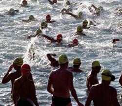 Débutez en triathlon avec la natation