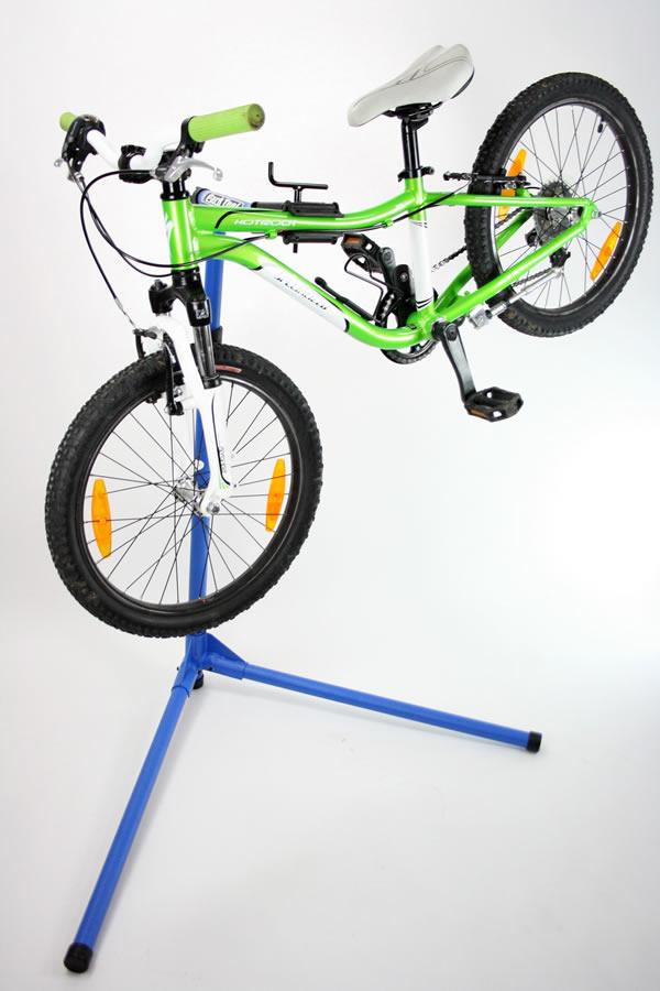 Montage pédale de vélo
