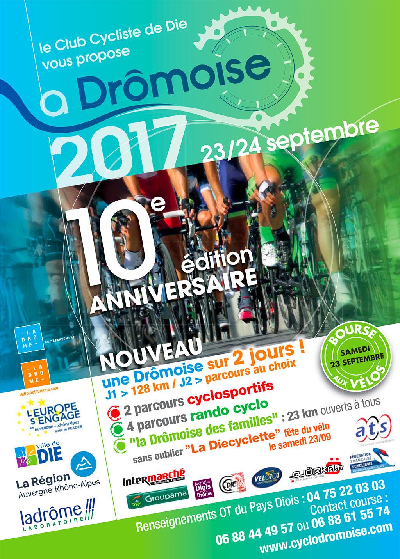 La Dromoise 2017