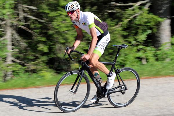 Entrainement vélo : le déblocage pour la compétition