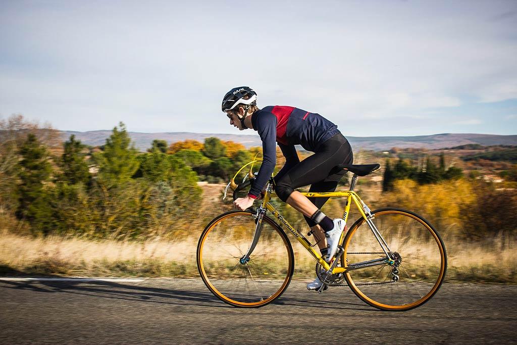 Quels sont les objectifs de l'entrainement à vélo ?